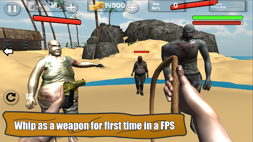 Whip Zombies : Evolved Virus