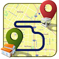 GPS Route Finder & Tracker apk
