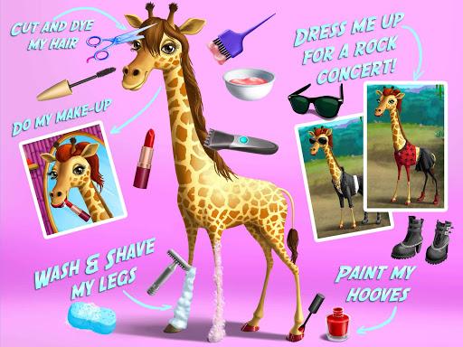 Jungle Animal Hair Salon - Wild Style Makeovers 3.0.35 screenshots 14