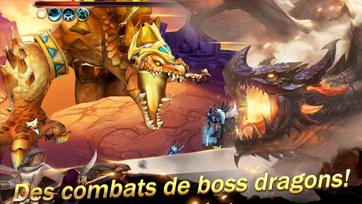 Télécharger Rise of Heroes - RoH mod apk screenshots 4
