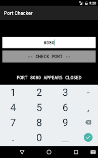 Port Checker- screenshot thumbnail