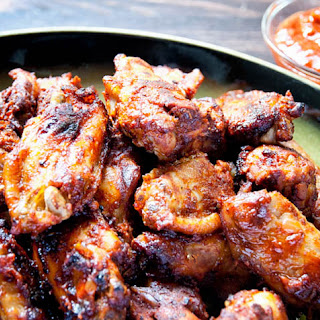 BBQ Chicken WingsRecipe.