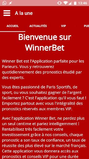 玩免費運動APP|下載Winner Bet app不用錢|硬是要APP