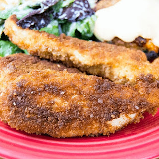 Pretzel Crusted Chicken Breasts | Chopped at Home Challenge