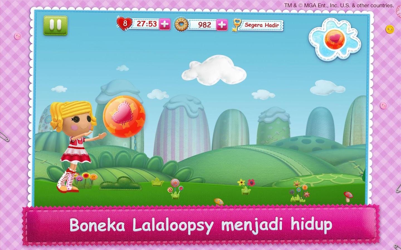 Lalaloopsy Boneka 3D Apl Android Di Google Play