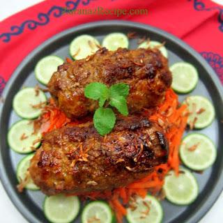 Suti Kabab/Sutli Kabab/Dhakai Suti Kabab