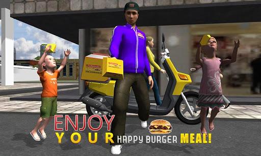 3D終極漢堡男孩