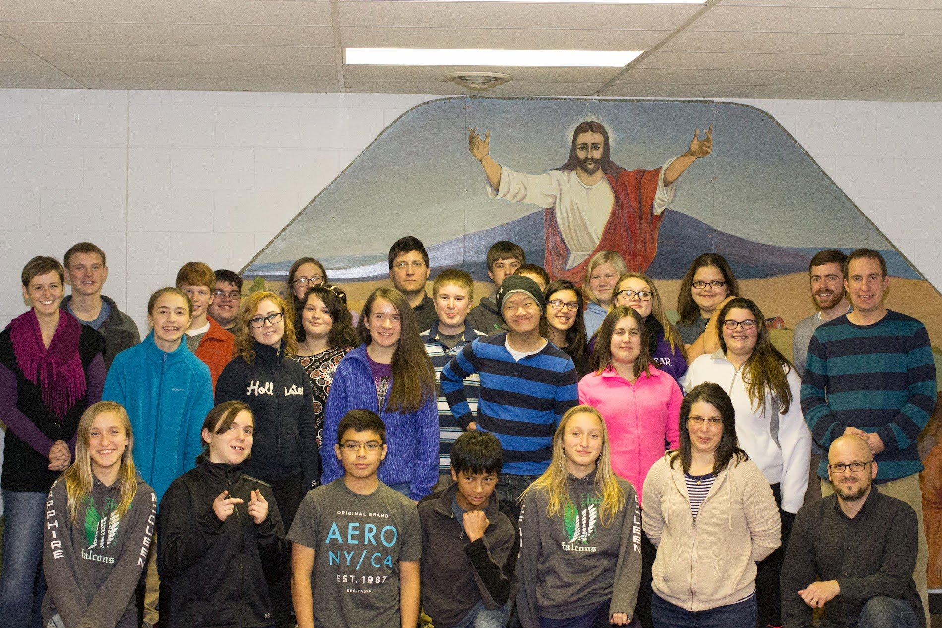 Confirmation Retreat 2014