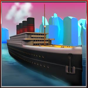 Titanic cross oceans