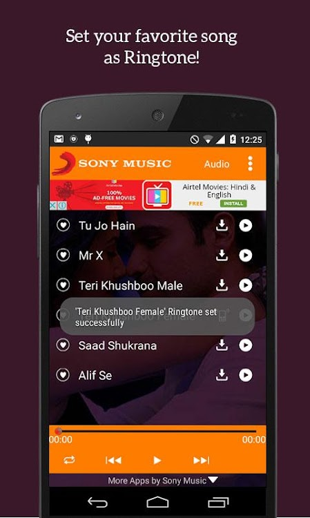 Mr  X Movie Songs – (Android Apps) — AppAgg