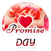Promiss Day 2018 Wishes Greetings & Stickers