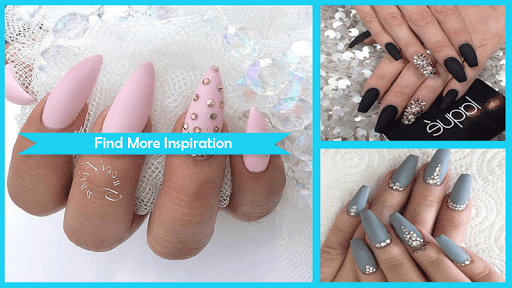 Gorgeous Glittery Nail Gems 10.1 screenshots 2