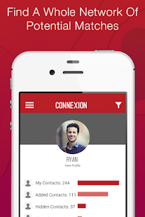 Connexion - Singles Dating App - náhled