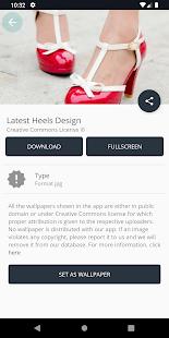 Latest Heels Design - náhled