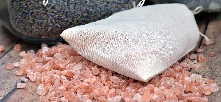 Lavender Salt Ear Infection Remedy