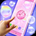 Soap Bubbles Live Wallpaper Free icon