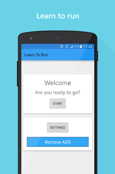 Permalink to Good Weight loss with Learn to Run app fitness
