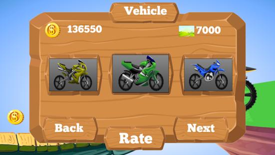 Spider Motorbike Racing - náhled