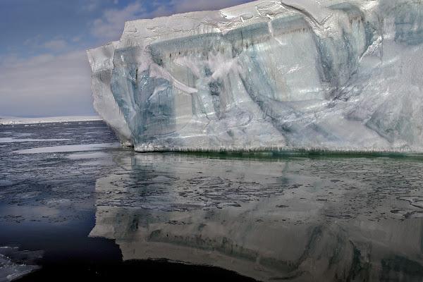 Fronte del ghiacciaio di umby2001