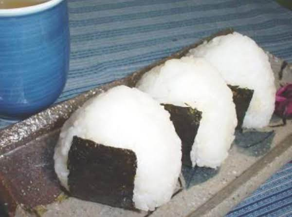 Kitkat's Rice Ball