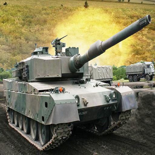 动作の実際のタンクの戦闘 LOGO-記事Game