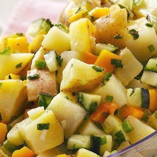 Summer Vinaigrette Potato Salad