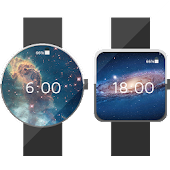 Galaxia Galaxy Watch Face