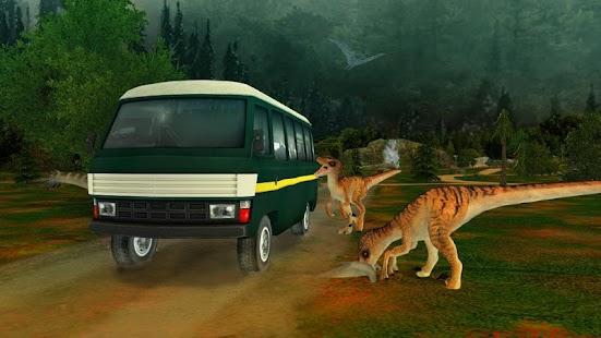 Safari Dino Hunter 3D screenshot