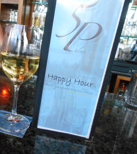 DSCN0084.JPG - Happy hours rock on Maui especially at #5PalmsRestaurant at #ManKai