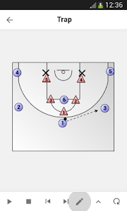 Basketball Playview screenshot 0