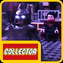 Collector LEGO Batman Superman icon