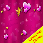 Lovely Pink Theme GO Launcher icon