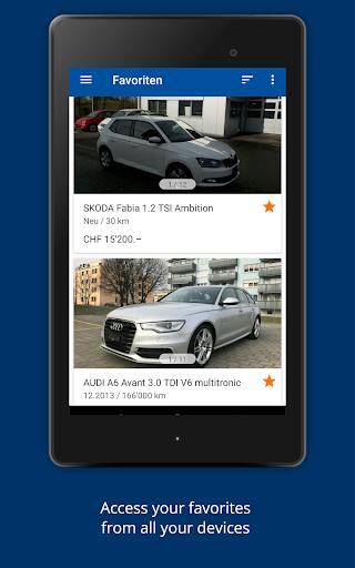 AutoScout24 Switzerland u2013 Find your new car  screenshots 16