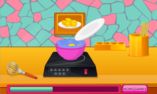 Cooking Cute and Sugary Shower Cake 1.0.0 screenshots 2