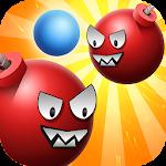 Rock Ball: Fall Down Ball Hop Tap Jumper icon