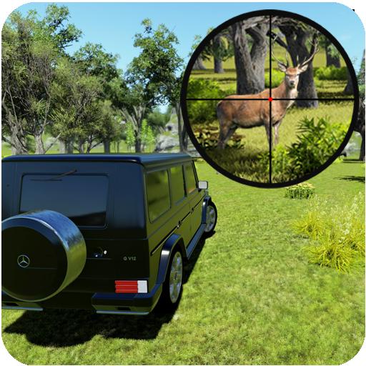 Jungle Hunting 4X4 ойындар (apk) Android/PC/Windows үшін тегін жүктеу