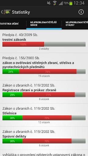 Zbrojní průkaz od ZbraneKvalitne.cz  screenshots 6