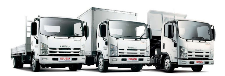 Isuzu N-Series was SA's top-selling truck range in November Picture: SUPPLIED