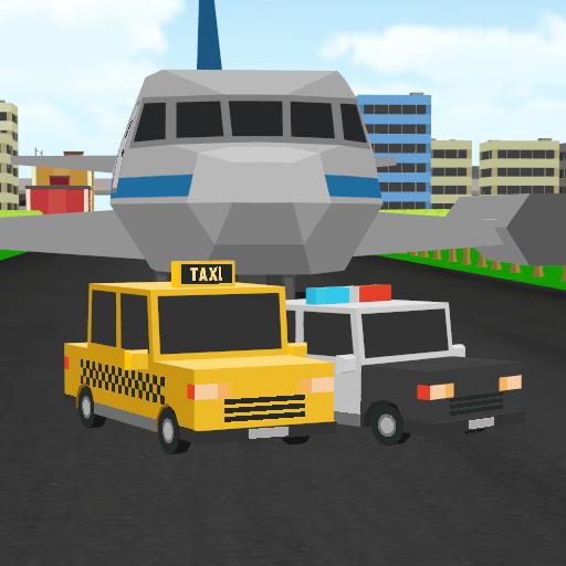 괴상 도시 도로 택시 공항 模擬 App LOGO-硬是要APP