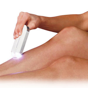 Epilator reincarcabil cu lumina, tehnologie Sensa-Light, Finishing Touch Yes