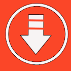 Download video free downloader icon