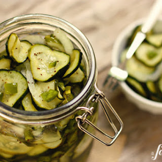 Mom's Sweet Refrigerator Dill Pickles