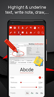 PDF Reader And Editor With Text Edit, Ebook Viewer 2