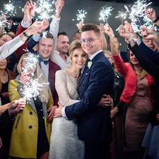 Wedding photographer Piotr Palak (palak). Photo of 20.10.2019