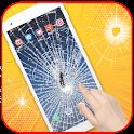 Crack Your Screen Prank icon