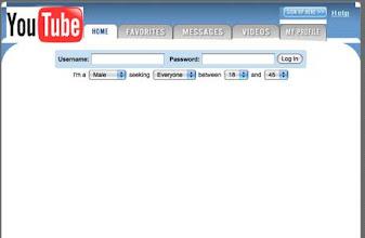Photo: YouTube (ca. 2005)
