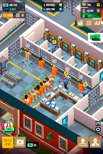 Prison Empire Tycoon Game 1.2.3 Apk + Mod (Money) Android FREE 5