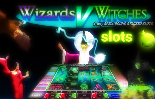 Wizards V Witches slots FREE