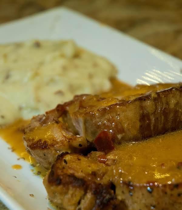 Autumn Essentials: Double Seared Pork Tenderloin Recipe