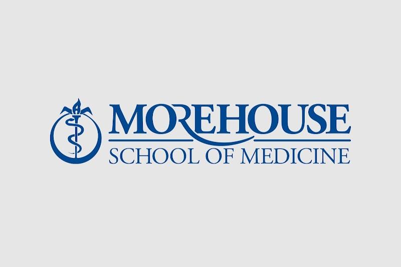 Logo for Morehouse School of Medicine.